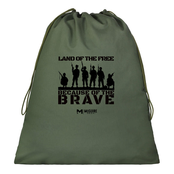 Land Of The Free Barracks Bag