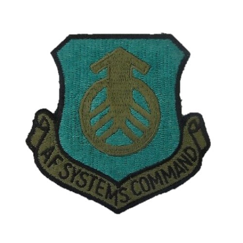 Vintage USAF Systems Command Patch