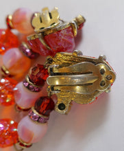 Load image into Gallery viewer, Rare Vintage Schiaparelli Dangling Earrings
