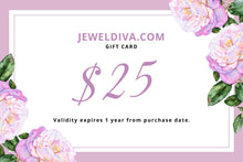 Load image into Gallery viewer, Jeweldiva.com Digital Gift Card