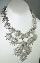 Load image into Gallery viewer, Kenneth Jay Lane Brilliant Runway Stars Bib Necklace