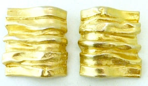 Vintage Signed Pierre Cardin Earrings