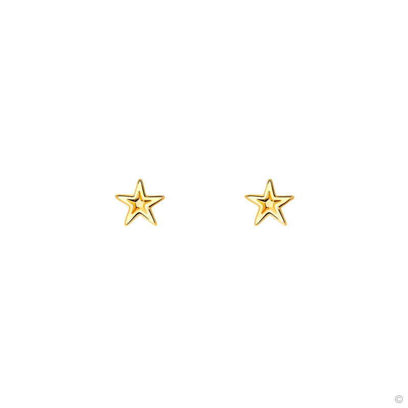Coravana - Mini Star Stud Earrings