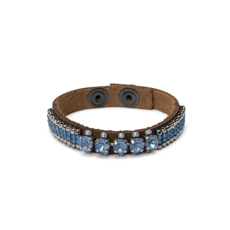 Coravana - Milky way Bracelet - Blue