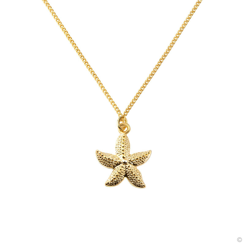 Coravana - Starfish Necklace