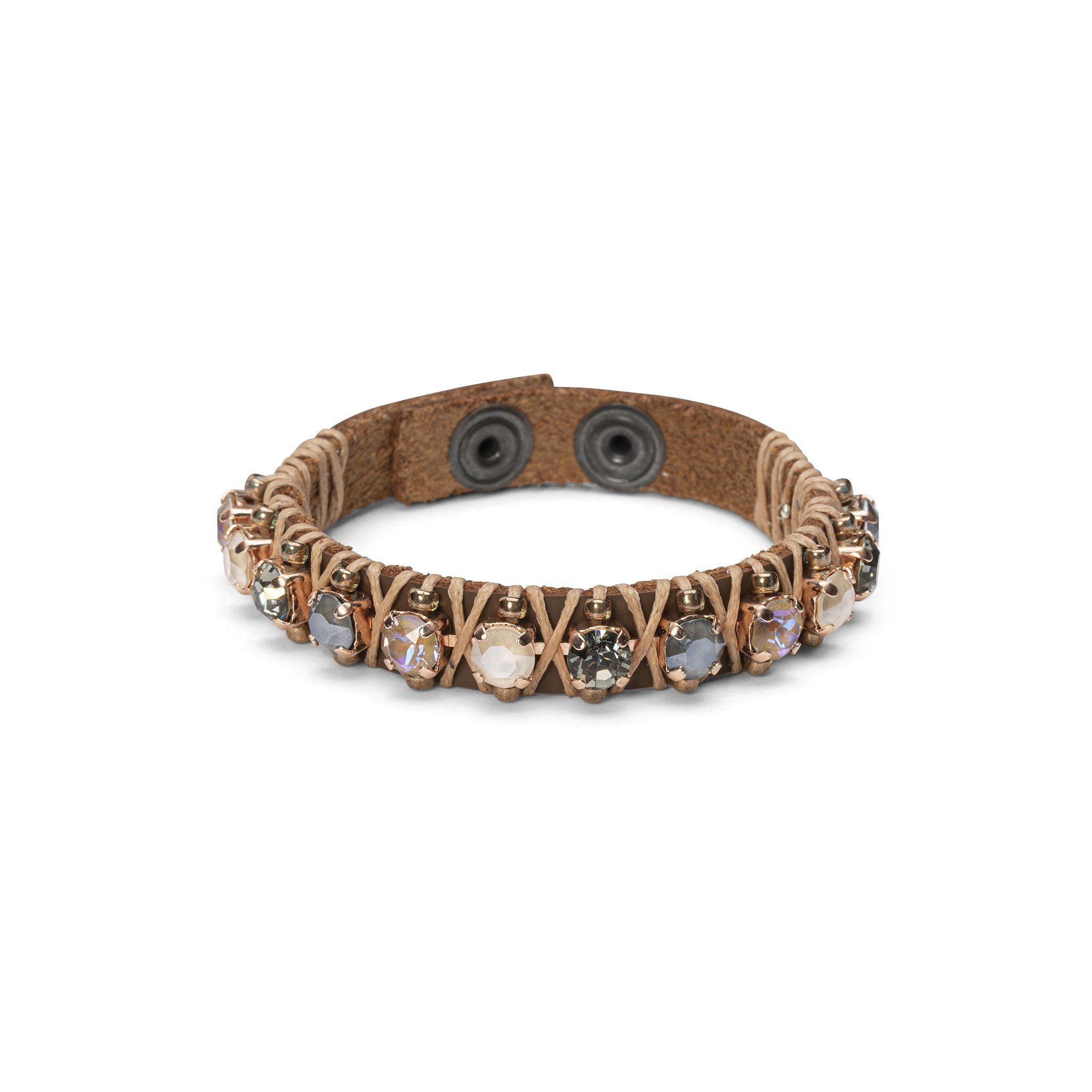 North Star Bracelet - Creme