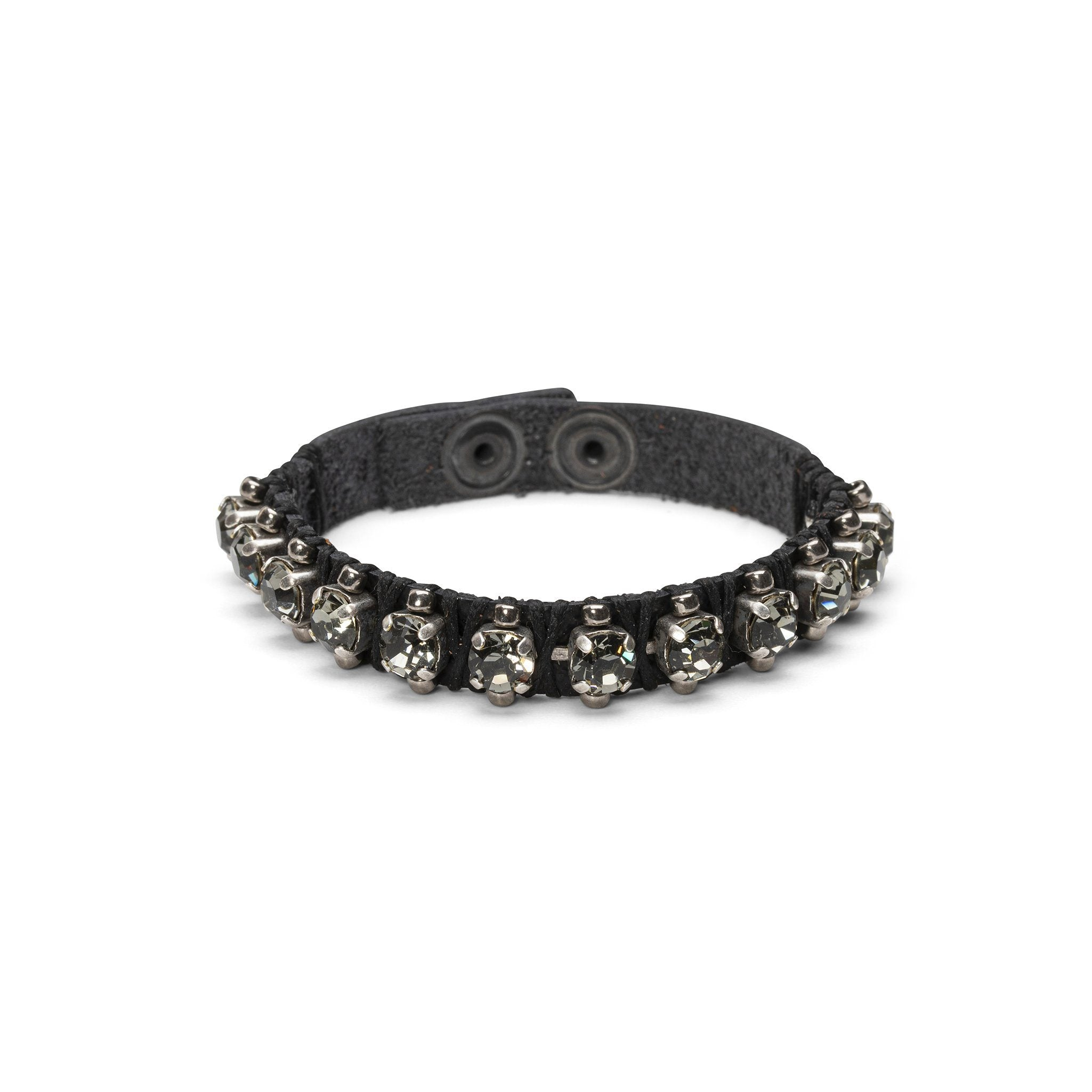 North Star Bracelet - Black Diamond
