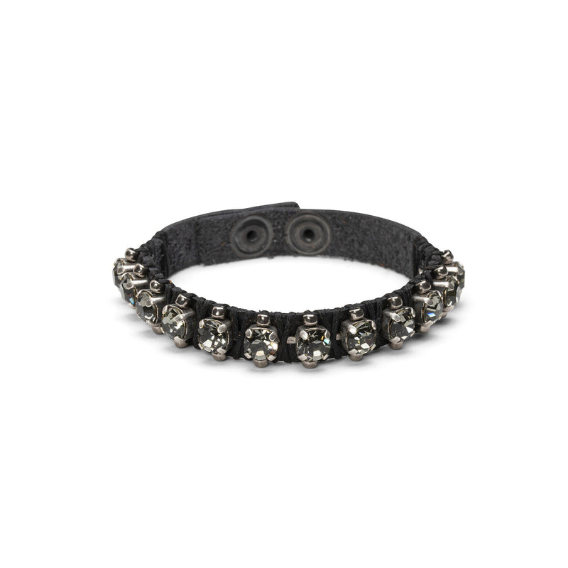 Coravana - North Star Bracelet - Black Diamond