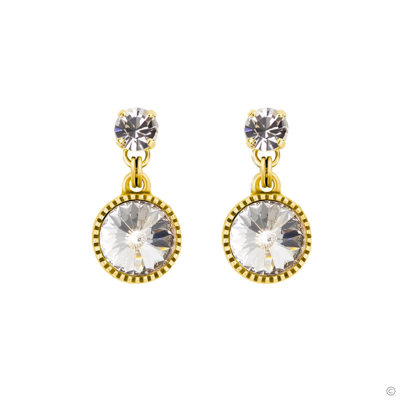 Coravana - Daydream Earrings - Gold