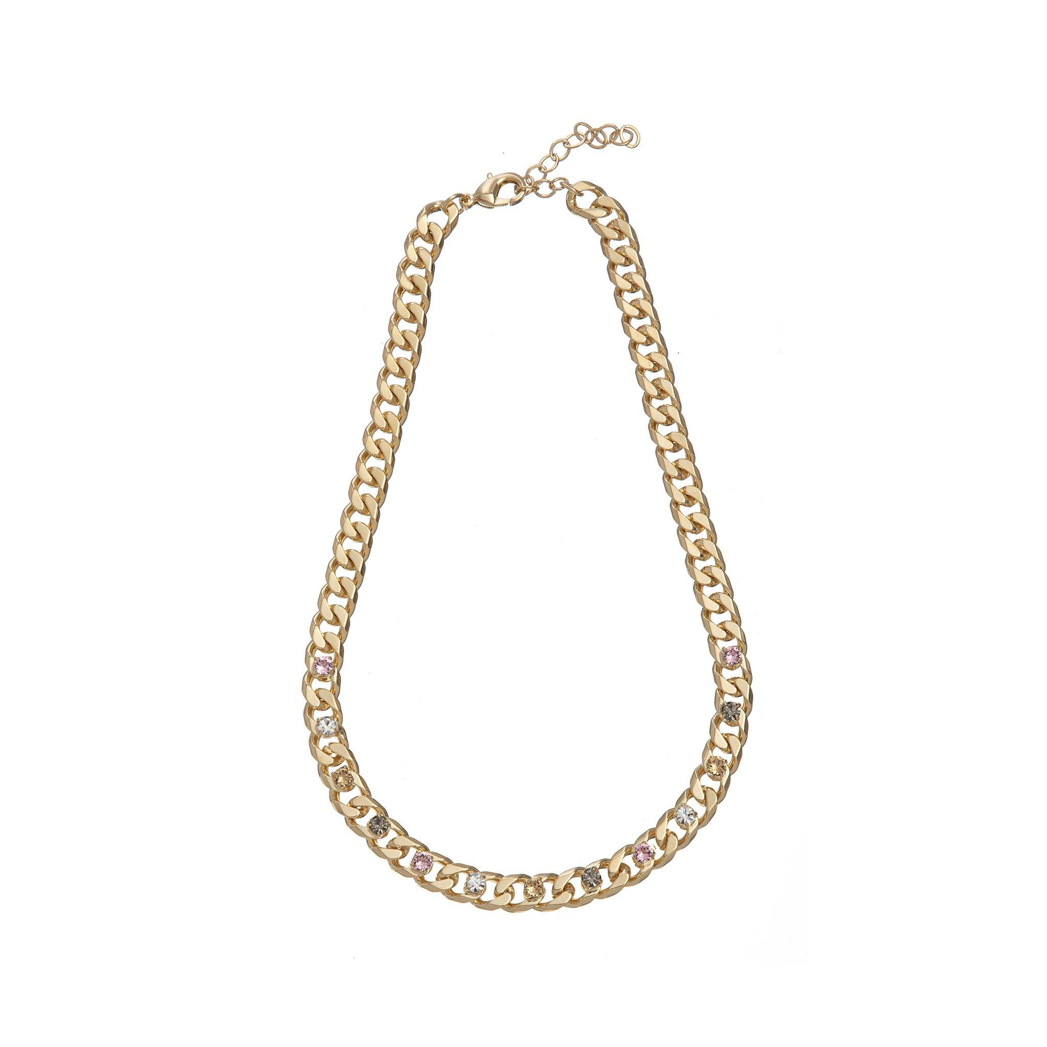 Cosmos Necklace - Gold