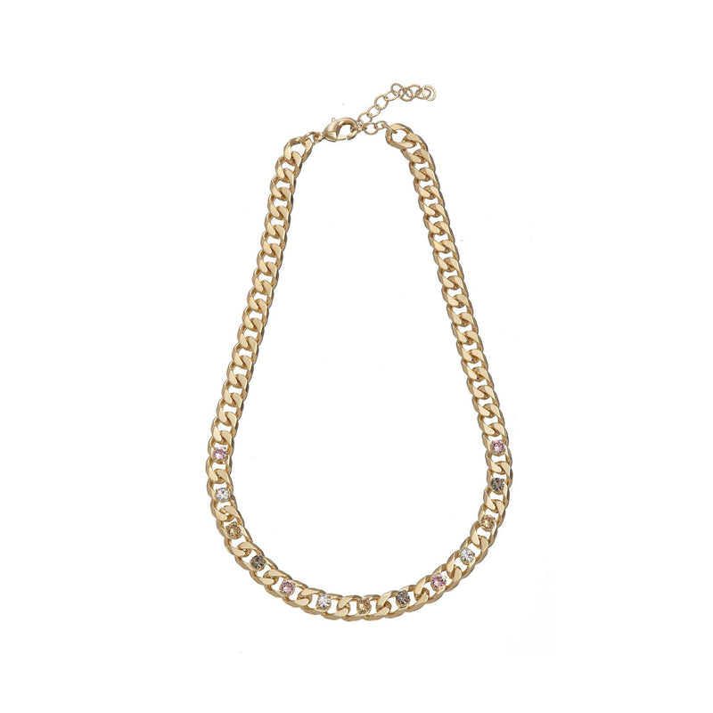 Coravana - Cosmos Necklace - Gold