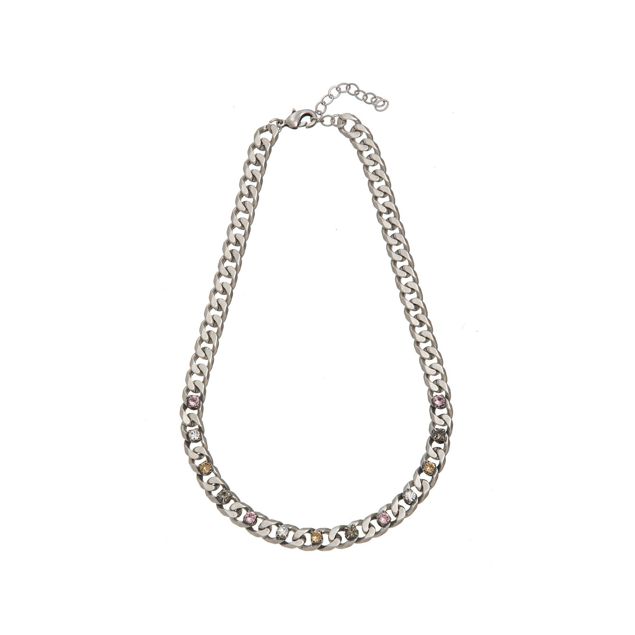 Cosmos Necklace - Silver