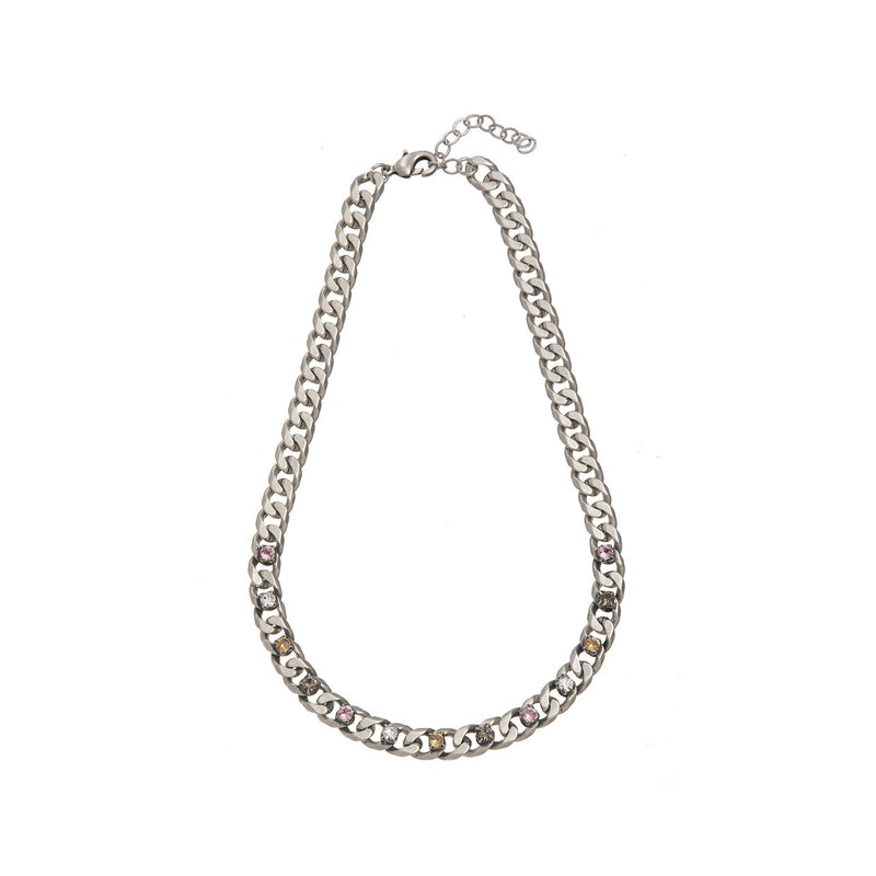 Coravana - Cosmos Necklace - Silver