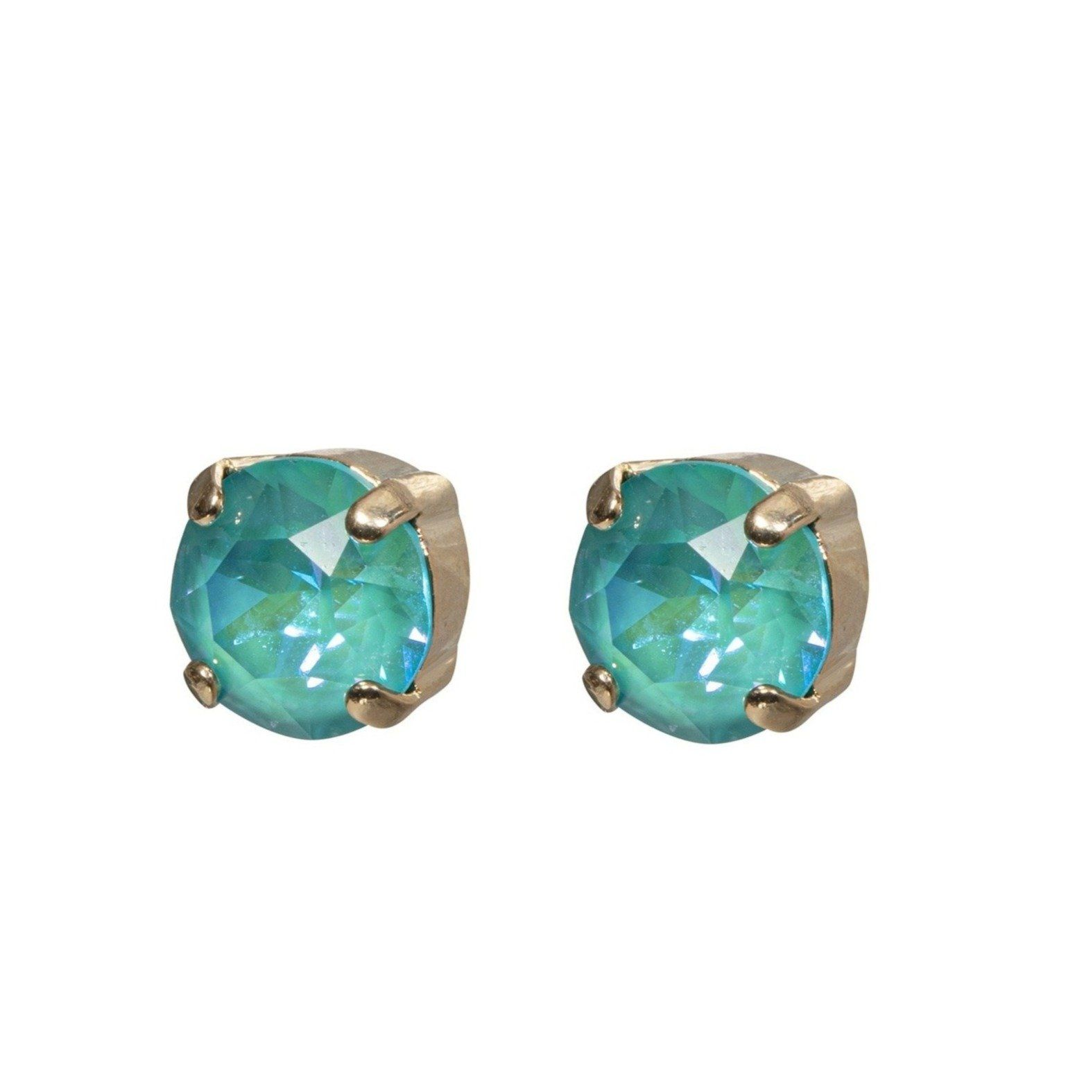Splash Earrings - Turquoise