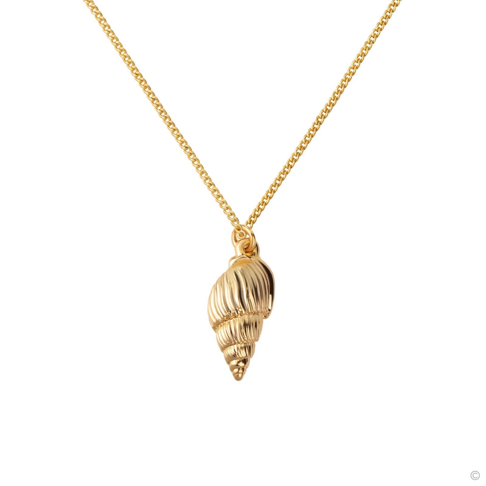 Atlantic Triton Necklace
