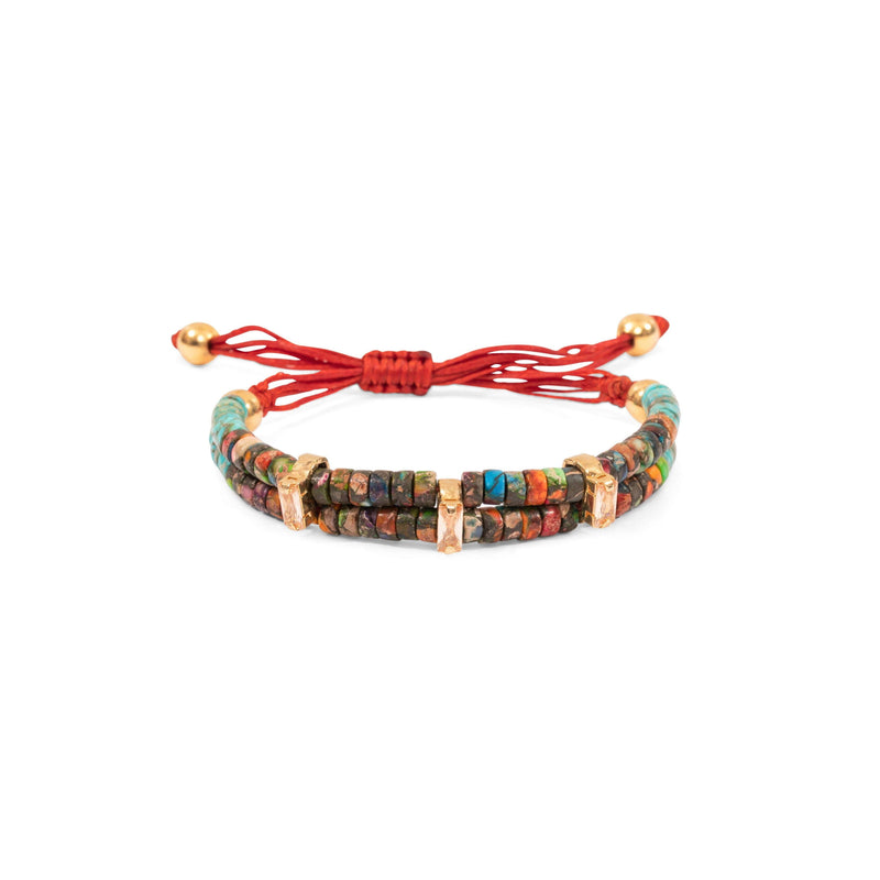 Coravana - Double Licorice Bracelet