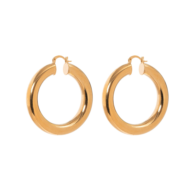 Coravana - Haze Hoop Earrings