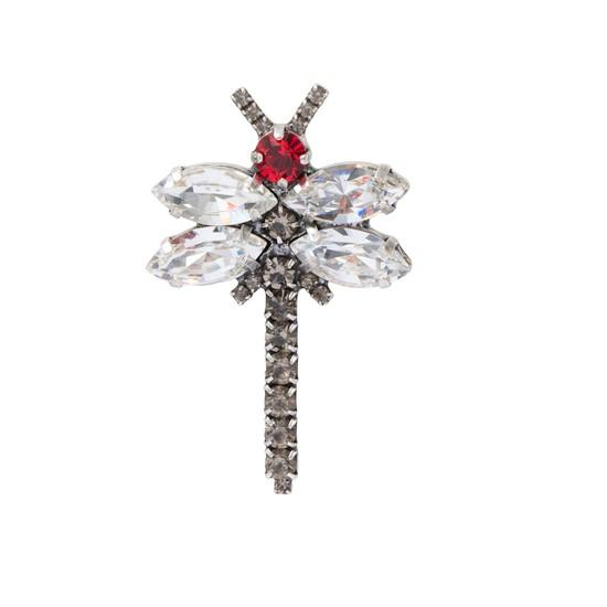 Coravana - Crystal Pin - Delicate Dragonfly