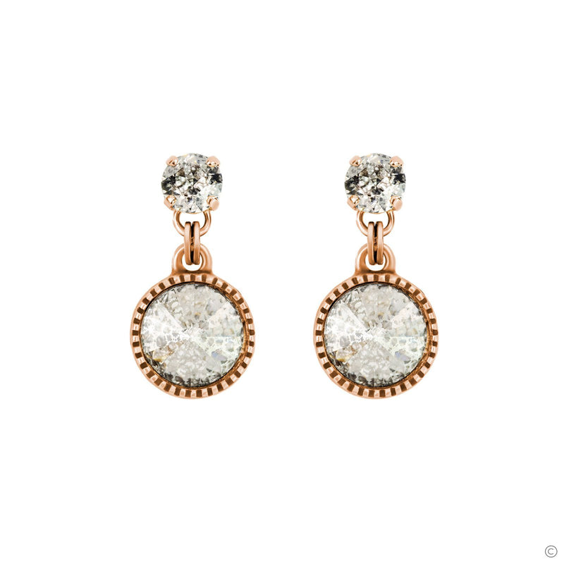 Coravana - Daydream Earrings - Rose Gold