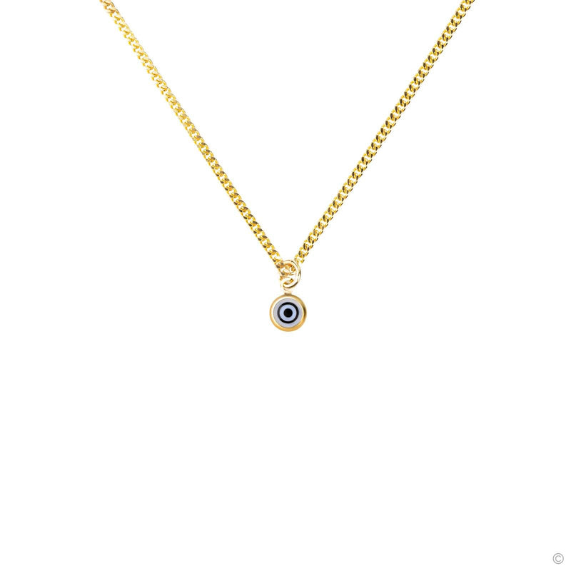 Coravana - Mini Evil Eye Necklace