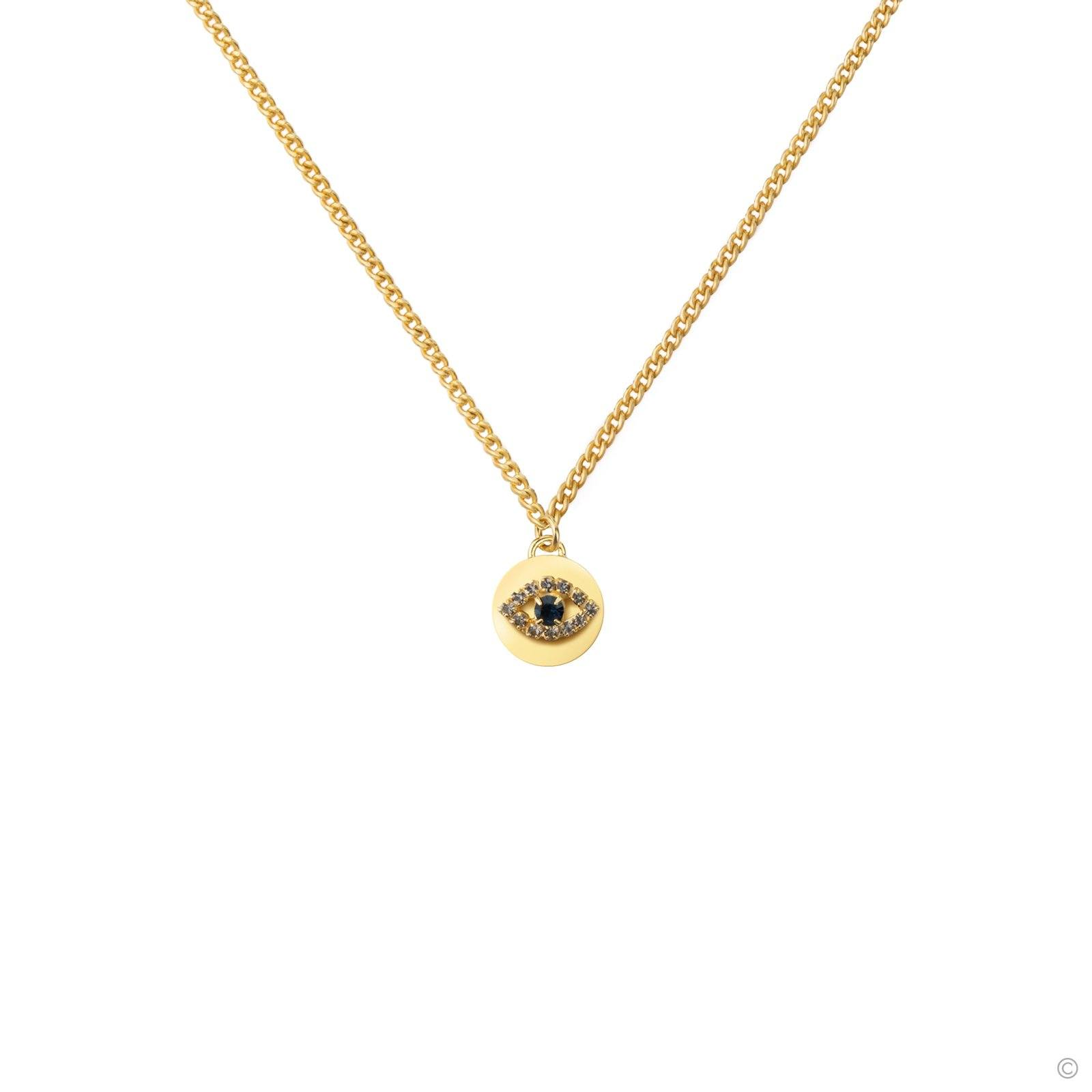 Talisman Eye Necklace