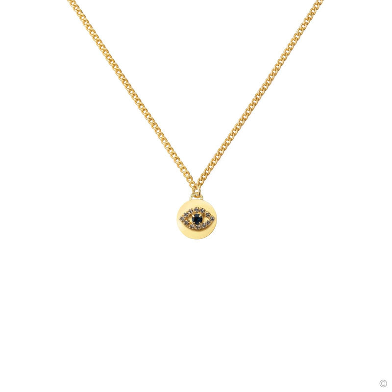 Coravana - Talisman Eye Necklace