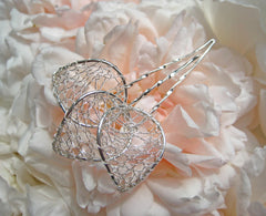 Élan Elodie Bridal Haircomb Tiara