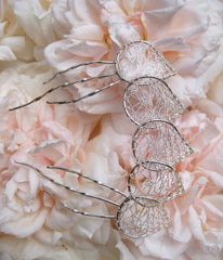 Élan Lily Bridal Haircomb Tiara