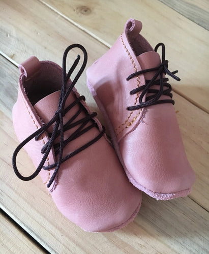Baby Vellies | Pink