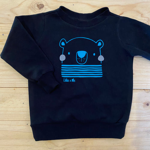 Boys Bear | Black Sweater