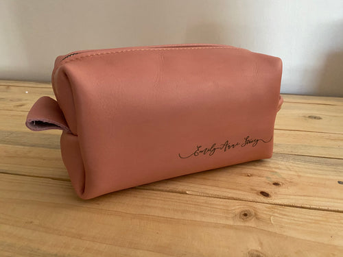 Toiletry Bag | Pink