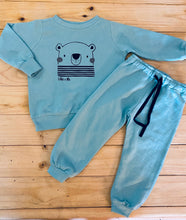 Load image into Gallery viewer, Boys Bear | Mint Sweater