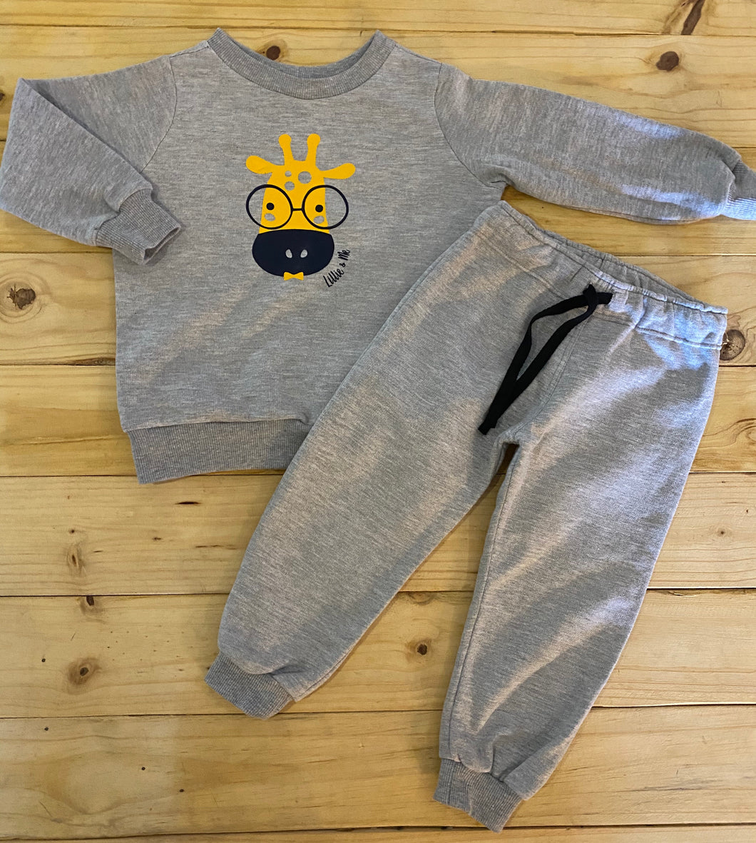 Boys | Grey Bottoms