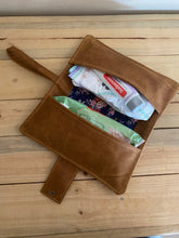 Load image into Gallery viewer, Diaper Clutch Bag | Toffee