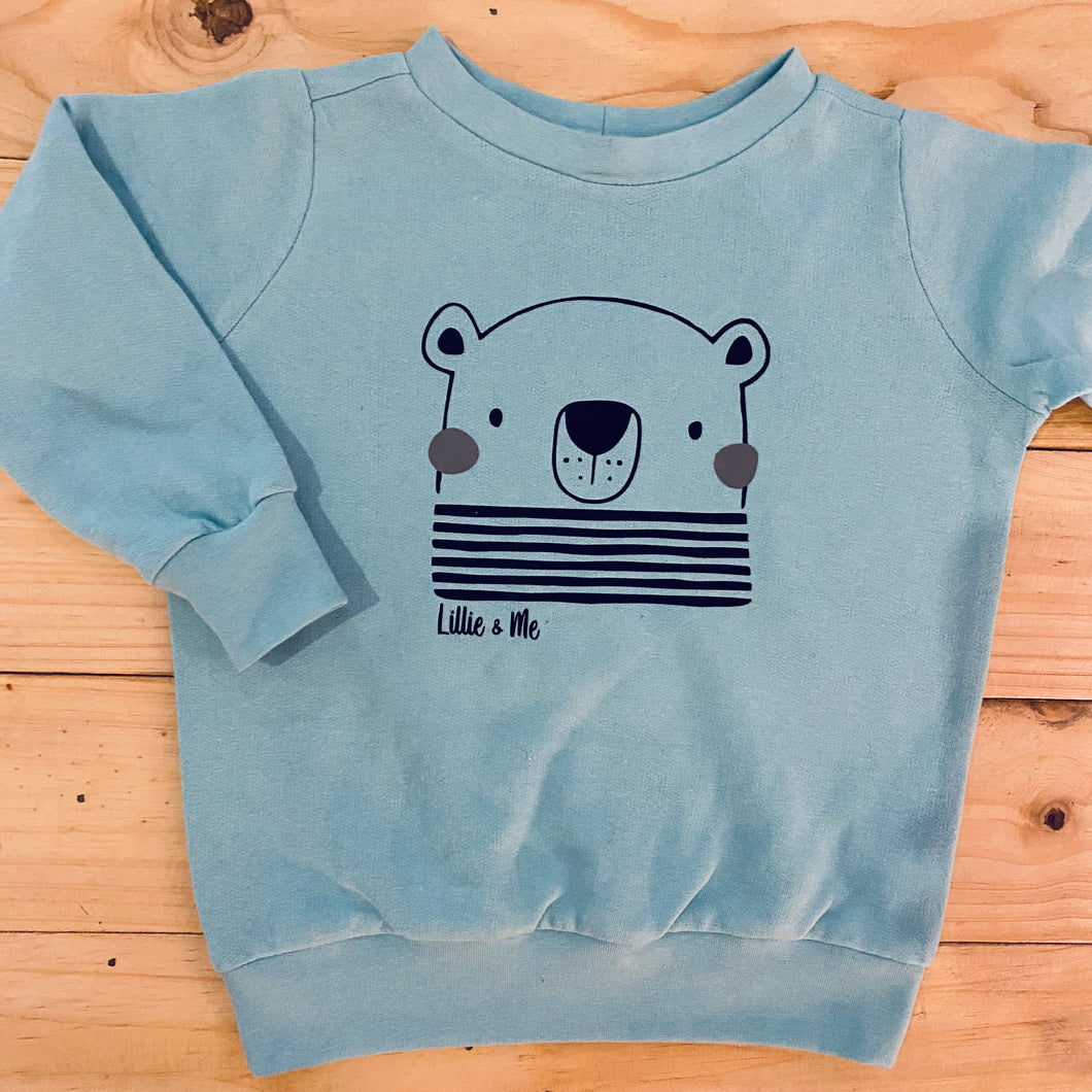 Boys Bear | Mint Sweater