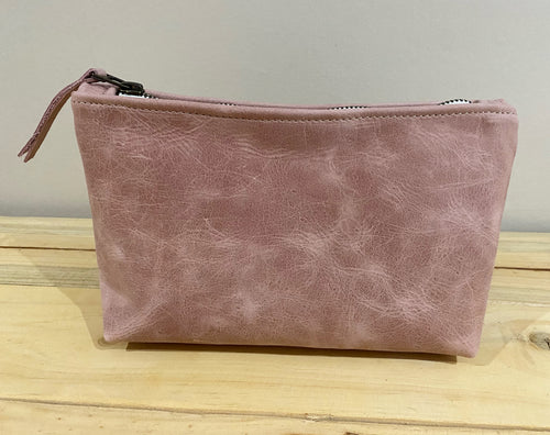 Make Up Bag | Dusty Pink