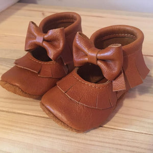 lillie and me leather baby shoes baby pumps