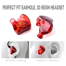 Load image into Gallery viewer, CL-BASN Tempos In Ear Monitors (Red)
