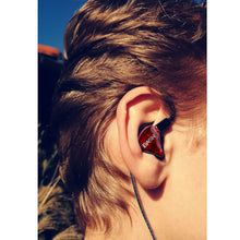 Load image into Gallery viewer, BASN Tempos Pro In Ear Monitors (Red)