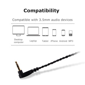 basn mmcx headphone earphone detachable replaceable cable suitable for basn bsinger bmaster metalen shure se215 se315 se425 se535