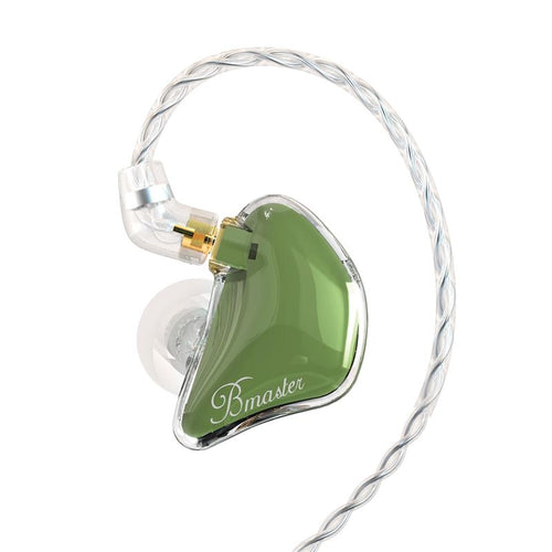 basn bsinger bmaster in ear monitors headphones noise isolation hifi earphones dual dynamic drivers balanced armature comfortable earbuds headsets for musicians singers drummers