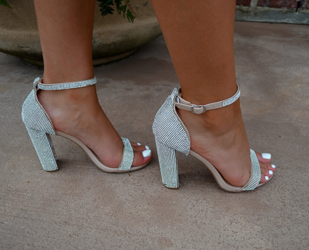 On Top Of The World Heels