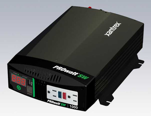 806-1210 Xantrex PROwatt SW 1000 True Sine Wave 12 Volt Power Inverter