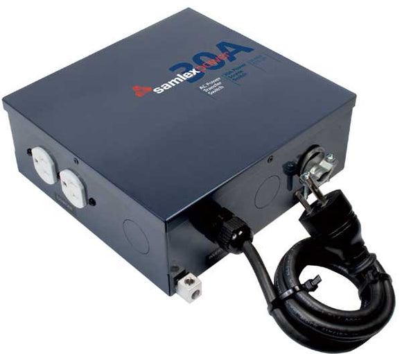STS-30 Samlex America 30 Amp Transfer Switch