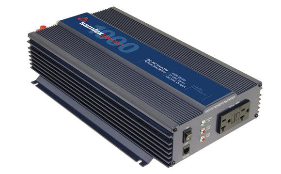 PST-1000 Samlex America 1000 Watt Pure Sine Wave Power Inverter