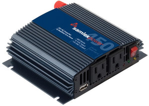 SAM-450-12 Samlex America 12V 450 Watt Modified Sine Wave Power Inverter