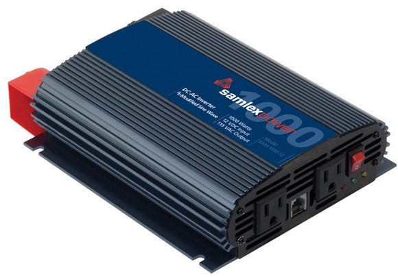 SAM-1000-12 Samlex America 12V 1000 Watt Modified Sine Wave Power Inverter