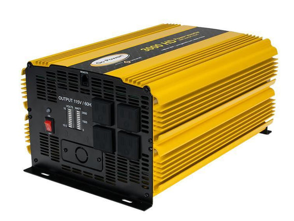 3000 Watt Modified Sine Wave Power Inverter GP-3000HD