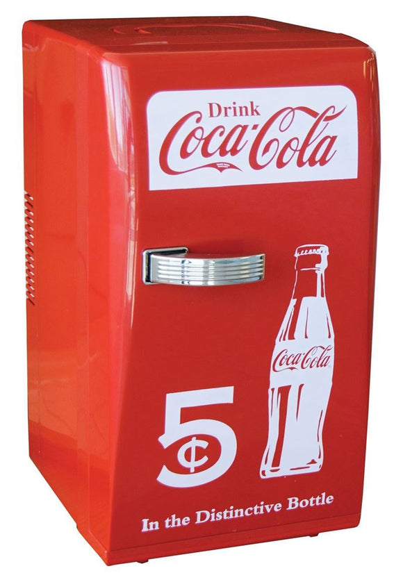 CCR12 Koolatron Coca Cola Retro Fridge