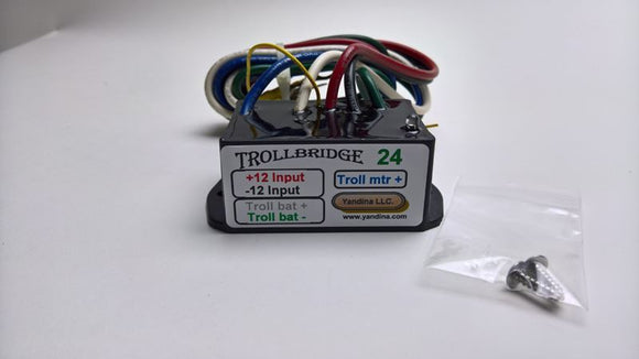 TB24 YandinaTrollbridge24 Battery Combiner